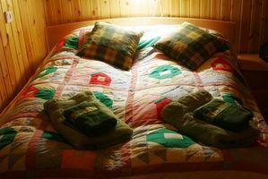 Hjem tiltak for å hindre seng Bugs