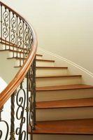 Hvordan Polyuretan trapp rekkverk