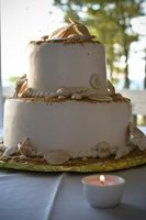 Hvordan holde Icing Fra Sprengning Etter det tørker på Cake