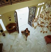 Hvordan Clean Marmor gulver og Look Shiny