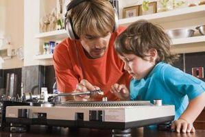 DIY Record Machine Rengjøring