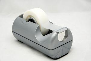 Hvor å Feilfri Tape Residue