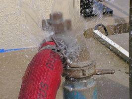 Hvordan fortelle om vanntrykket er for høy
