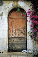 Hvordan måle en Arch Doorway