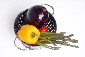 De beste grønnsakene å vokse i Washington State
