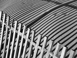 Fence Post Hole Alternatives