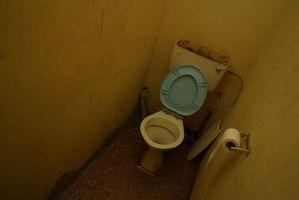 fikse flotoeren på toalett selv