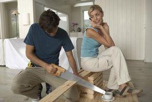 Hvordan lage Wood Takrenner