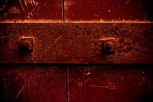 Hvordan få Marks Off Painted Wood