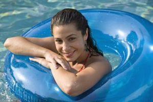 Hvordan Stabil My Pool Chemicals