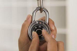 Hvordan åpne en Sphero Lock