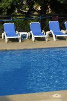 Vanlige Lekkasjer i svømmebasseng
